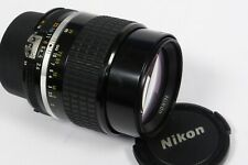 Nikon 105mm f/2.5 AIS Manual Focus Lens - ST35660