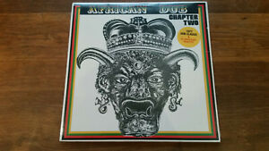 JOE GIBBS AFRICAN DUB CHAPTER TWO LP
