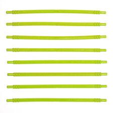 Lego 8x Genuine Bright Yellowish Green Flex Rod 16M 16L 12.8cm 6149976 32202 NEW
