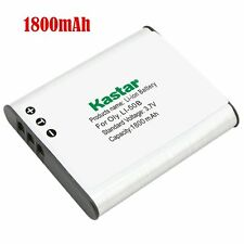 1x Kastar Battery for Olympus Li-50B Tough TG-820 iHS TG-830 iHS VH-410 VH-515