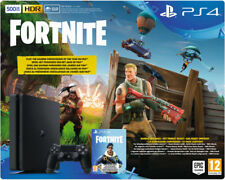 Sony PlayStation 4 500gb schwarz - Fortnite Bundle