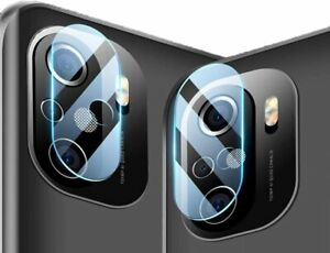 (3 Pack) For Xiaomi Poco F3 Camera Lens Tempered Glass Protector