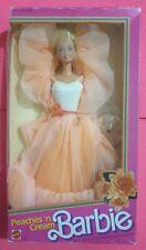 Barbie Peaches' n Cream - Fiori di Pesco Vintage 84' RARA!
