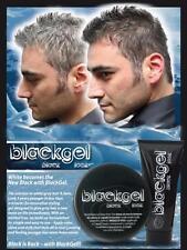 MAEKO BLACKGEL Black Gel Black Look Hair tub 300ml