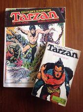 TARZAN OF THE APES. EDGAR RICE BURROUGHS BURNIE HOGARTH COMIC 1972 And Son Of