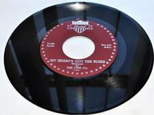 The Five Cs My Heart's Got The Blues 1954 United 172 Reissue R&B Doowop 45rpm NM