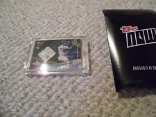 Topps Now Los Angeles Dodgers Bellinger Base Relic 741B Advance 19 of 49