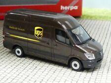 1/87 Herpa MB Sprinter 13 HD UPS 093408