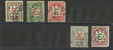 Bavaria Regular issue 1888-1900 overprint