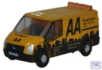 NFT016 Oxford Diecast Ford Transit AA 1/148 Scale N Gauge