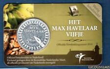 "Pays Bas 2010 - 5 Euro Roman ""Max Havelaar"" - Netherlands"