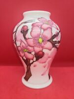 "Beautiful Moorcroft Vase ""Confetti"" Designed By Emma Bosson"