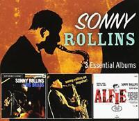 Sonny Rollins - 3 Essential Albums [CD]