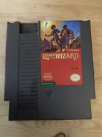 Legacy of the Wizard (Nintendo Entertainment System, 1989) UNTESTED
