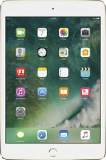 Open-Box Certified: Apple - iPad mini 4 Wi-Fi 128GB - Gold