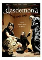 Desdemona A Love Story (DVD, 2009) Mexican Movie Kidnapping Thriller Movie Rare