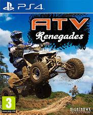 ATV Renegades (Guida / Racing) PS4 Playstation 4 IT IMPORT