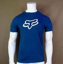 New FOX-321 Fox Racing F logo Regular Fit Sport Mens T shirt Size Medium