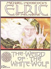 ELRIC OF MELNIBONE GN WEIRD OF THE WHITE WOLF VF/NM 1990 FIRST PUBLISHING