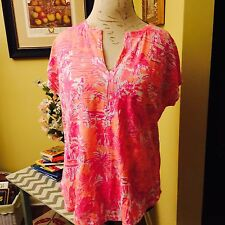 Lilly Pulitzer Womens Top