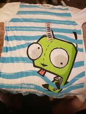 Invader Zim Hot Topic Shirt Size Large