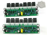 2pcs Assembled L15 MOSFET Stereo Power Amplifier Board AMP ( IRFP240 IRFP9240)