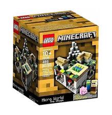 LEGO Minecraft Micro World - The Village (21105)