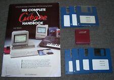 Atari 520 1040 St Ste Mega Computer Steinberg Cubase 3.1 Dongle Book & Disks