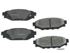 Meyle Semi Metallic Disc Brake Pad fits 2005-2009 Subaru Outback Legacy Forester