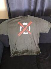 CM Punk XL Shirts Lot Of 2. Straight Edge Society/ My Life My Rules. WWE AEW ROH