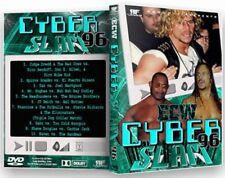 ECW Wrestling Cyberslam 1996 DVD Extreme Championship Cactus Jack Sabu Raven