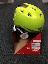 Lazer Sweet Adult Cycling Helmet, bright flash yellow Medium 57-59cm, new in box