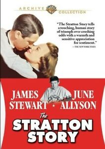 The Stratton Story [New DVD] Full Frame, Subtitled