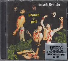 Harsh reality Heaven & Hell (1968) + 4 bonus tracks rem. Esoteric CD neuf emballage d'origine