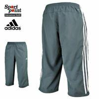 Adidas Essentials 3 Stripes 3/4 Hosen Caprihosen UNISEX Trainingshose Neu! OVP