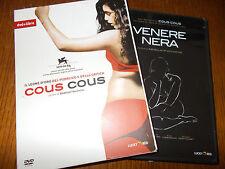 LOTTO A.KECHICHE LIBRO + DVD COUS COUS & VENERE NERA