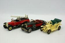 Matchbox SB 1/43 - Lot de 3 dont Rolls Royce