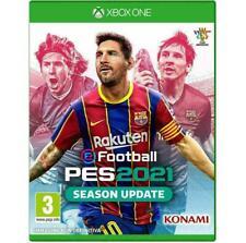 eFootball Pes 2021  SEASON UPDATE Xbox One (NO CD/ NO KEY LEGGI DESCRIZIONE)