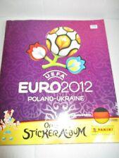 PANINI CALCIO Album Calcio EM EURO 2012 Poland-Ucraina 99%