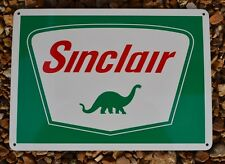 SINCLAIR GASOLINE DINO GAS STATION SIGN  VINTAGE SIGN