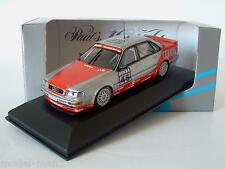 Minichamps 1/43 Audi V8 Evo DTM 1992 #45 Haupt  Rare Early Issue # 21111