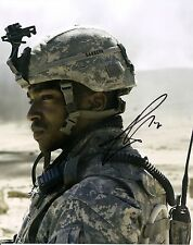 ANTHONY MACKIE GENUINE AUTHENTIC SIGNED HURT LOCKER 10X8 PHOTO AFTAL & UACC