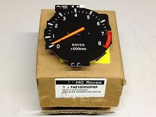 GENUINE MG ROVER REV COUNTER TACHOMETER 400 45 MG ZS YAE100950PMP