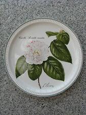 ASSIETTE DE COLLECTION VILLEROY & BOCH camellia 1993