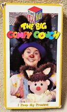THE BIG COMFY COUCH I Keep My Promises VHS Video Tape Time Life Kids 1995 VGC