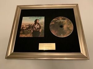 SIGNED/AUTOGRAPHED LUCY SPRAGGAN - TODAY WAS A GOOD DAY  FRAMED CD PRESENTATION
