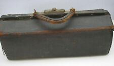Antique Doctor's Leather Medical Bag