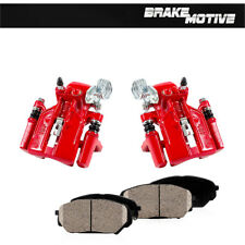 Rear Brake Calipers Pads For 1994- 2000 2001 2002 2003 2004 Ford Mustang Base GT