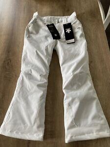 Girls Descente Ski Snow Pants Size 8 NWT!