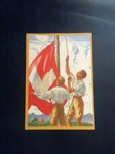 More details for 1929 bundesfeier card